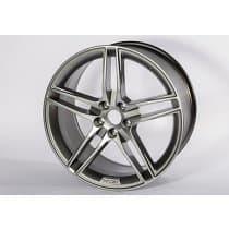 2015-2019 ROUSH Mustang 20 x 9.5 Quicksilver Cast Aluminum Wheel