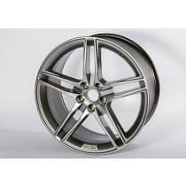 2015-2019 ROUSH Mustang 20 x 9.5 Quicksilver Cast Aluminum Wheel with 275-35 tire and TPMS
