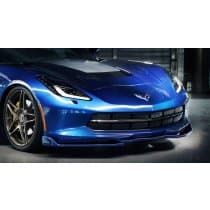 C7 Corvette Stingray DefenderWorx Front Splitter