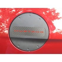 2015-2017 Ford Mustang DefenderWorx Billet Fuel Door