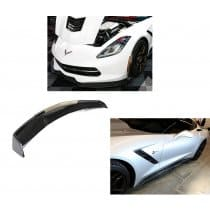 C7 Corvette Stingray APR Carbon Fiber Track Aero Package