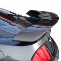 2015-2017 Mustang GT350R Style Carbon Fiber Rear Spoiler