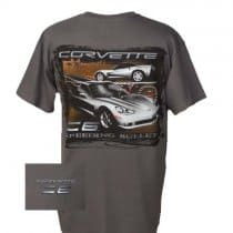 C6 Corvette Speeding Bullet T-Shirt