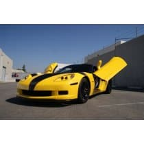 Corvette ZLR Style Vertical Door Conversion Kit