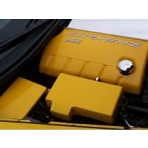 C6 Corvette  Painted Fuse Box Cover