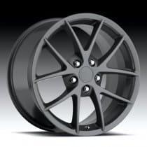 C6 Corvette  Z06 Spyder Wheel -Competition Grey