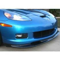 C6 Corvette ZR1 Carbon Fiber Splitter