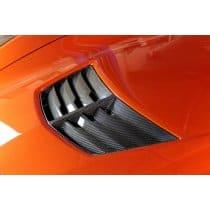 C7 Corvette Z06 APR Carbon Fiber Hood Vent