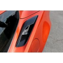 C7 Corvette Z06 Style Quarter Panel Intake Vents