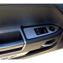2008-2014 Dodge Challenger Door Arm Control Trim Surrounds