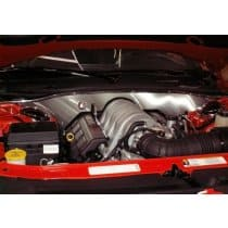 2008-2017 Dodge Challenger Stainless Steel Engine Bay Firewall