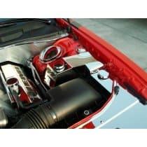 2008-2012 Dodge Challenger Stainless Water Tank/Power Steering Cap