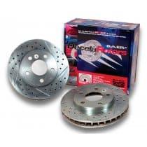 2010-2013 Camaro SS Baer DecelaRotor Brake Rotors