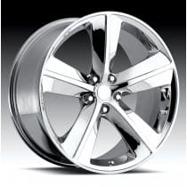 2009-2017 Dodge Challenger Chrome Alloy Wheels