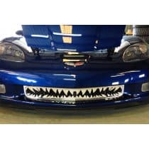 C6 Corvette Z06 Shark Tooth Grille
