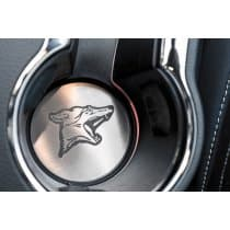 2015-2018 Mustang Coyote Cup Holder Inserts 2pc