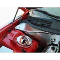 2008-2011 Dodge Challenger 5.7L / 6.1L SRT 8 firewall extensions