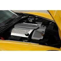 C6 Corvette Fuel Rail Covers Replacement Dry Sump
