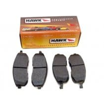 2014-2019 C7 Corvette Brake Pads - Hawk Ceramic - Rear NON Z51 HB727Z .592