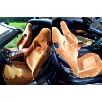 C7 Corvette Custom CoverKing Seat Covers
