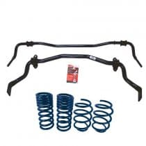 2015-2019 Ford Mustang GT Coupe Racing Street Sway Bar And Spring Kit