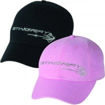 C7 Corvette Stingray Rhinestone Cap