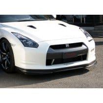 Nissan GT-R R35 Mine's Dry Carbon Front Spoiler