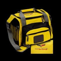 C6 Corvette Racing Duffle Cooler Bag