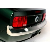 2005-2009 Mustang Chrome Rear Bumper