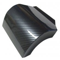 C6 Corvette Carbon Fiber Alternator Cover