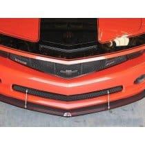 2010-2013 Camaro Carbon Fiber Front Wind Splitter