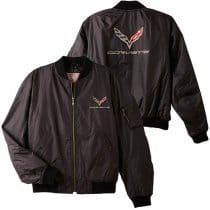 C7 Corvette Stingray Aviator Jacket