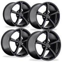 C6 Corvette  Grand Sport Style Wheels - Black Set