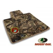 C7 Corvette Lloyd Camo Floor Mats With Military Logo