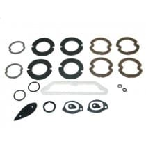 C2 1963L-1964 Corvette Body Gasket Set 21 Pieces