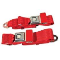 C3 1968-1982 Corvette Replacement Non-Retractable Seat Belts