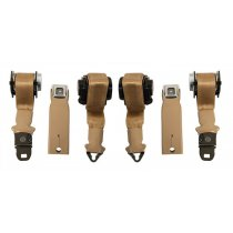 C3 1972-1973 Corvette Replacement Premium Dual Retractor Seat Belts