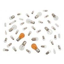 C3 1974-1976 Corvette Light Bulb Kit 44 Pieces