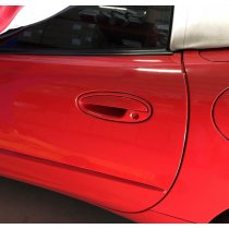 C5 Corvette Painted Key Hole Covers