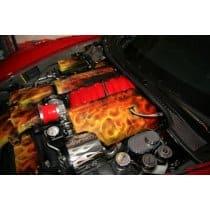 C5 Corvette Perforated Brake Reservoir Cover