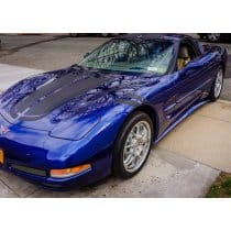C5 Corvette ZR1 Style Skirts Package - Painted