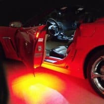 C6 Corvette LED Puddle Lighting Kit