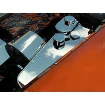 C6 Corvette Stainless Water Tank Cover
