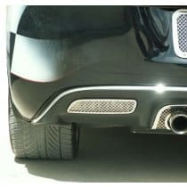 C6 Corvette Laser Cut Reverse Light Grills