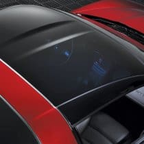 C6 2005-2013 Corvette Transparent Replacement Roof