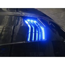 C7 Corvette RGB Complete Exterior LED Lighting Kit With Key Fob Control