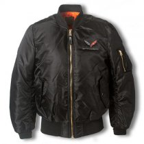 C7 Corvette Stingray Flight Jacket