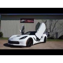C7 Corvette Stingray Vertical Lambo Style Doors