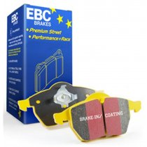 2015-2019 C7 Corvette Z06 Brake Pads EBC Yellowstuff Front Brake Pads DP41853R