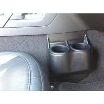 C7 Corvette Travel Buddy Cup Holder - Double Dual Cup Style